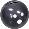 Ceramic Bowling Ball Bank- Black