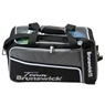 Team Brunswick Double Tote Bowling Bag- No Shoes