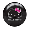 Brunswick Hello Kitty Black Viz A Ball Bowling Ball