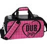 DV8 Diva Double Tote Bowling Bag- Pink/Black