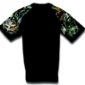Forest Camo Designer T-Shirt from Everyday Life