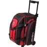 KR Eliminator 2 Ball Roller Bowling Bag- Crimson/Black