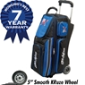 KR Strikeforce Royal Flush Triple Roller Bowling Bag