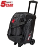 Moxy Double Roller Bowling Bag- Black