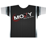 MOXY Dye-Sublimated Bowling Shirt- Bowlerstore Logo