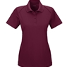 Ash City Ladies Shield Solid Polo