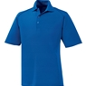 Ash City Mens Tall Shield Solid Polo