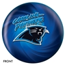 Carolina Panthers NFL Bowling Ball