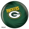 Green Bay Packers NFL Bowling Ball