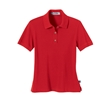 Ash City Ladies Short Sleeve Pique Polo Shirt