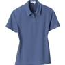 Ash City Ladies Polyester Performance Birdseye Polo Shirt