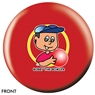 Bobby the Bowler Bowling Ball- Red