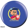 Bobby the Bowler Bowling Ball- Blue