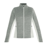 Ash City Ladies Shuffle Performance Melange Interlock Jacket