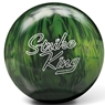 Brunswick Strike King Bowling Ball- Emerald Pearl