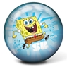 Brunswick Spongebob Squarepants Bowling Ball- Blue