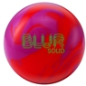 Columbia 300 Blur Solid Bowling Ball- Raspberry/Rose