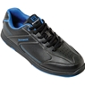 Brunswick Flyer Youth Bowling Shoes- Black/Blue