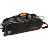 KR Orange Krush Slim Triple Roller Bowling Bag