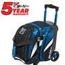 KR Cruiser Single Roller Bowling Bag- Royal/White/Black