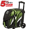 KR Cruiser Single Roller Bowling Bag- Lime/White/Black