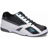 Storm Blizzard Mens Bowling Shoes- White/Black/Teal