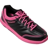 Brunswick Ladies Diamond Bowling Shoes- Black/Hot Pink