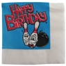 Bowling Birthday Party Napkins- Package of 125