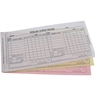 Bowling Team Score Book- Carbonless 3 Part Recap Sheets- 1 Case