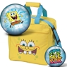 Brunswick Spongebob Squarepants Bowling Ball and Bag Package- Blue