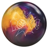900 Global Pow Bowling Ball- Purple/Blue/Gold