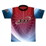 Columbia 300 Red/Blue Dye-Sublimated Jersey