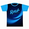 Radical Bowling Blue Dye-Sublimated Jersey