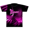Track Bowling Pink Dye-Sublimated Jersey