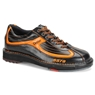 Dexter Mens SST 8 LE Black/Orange Bowling Shoes