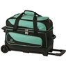 Ebonite Transport 2 Roller Bowling Bag- Teal
