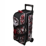 Roto Grip 3 Ball Roller Bowling Bag- Black/Camo Red