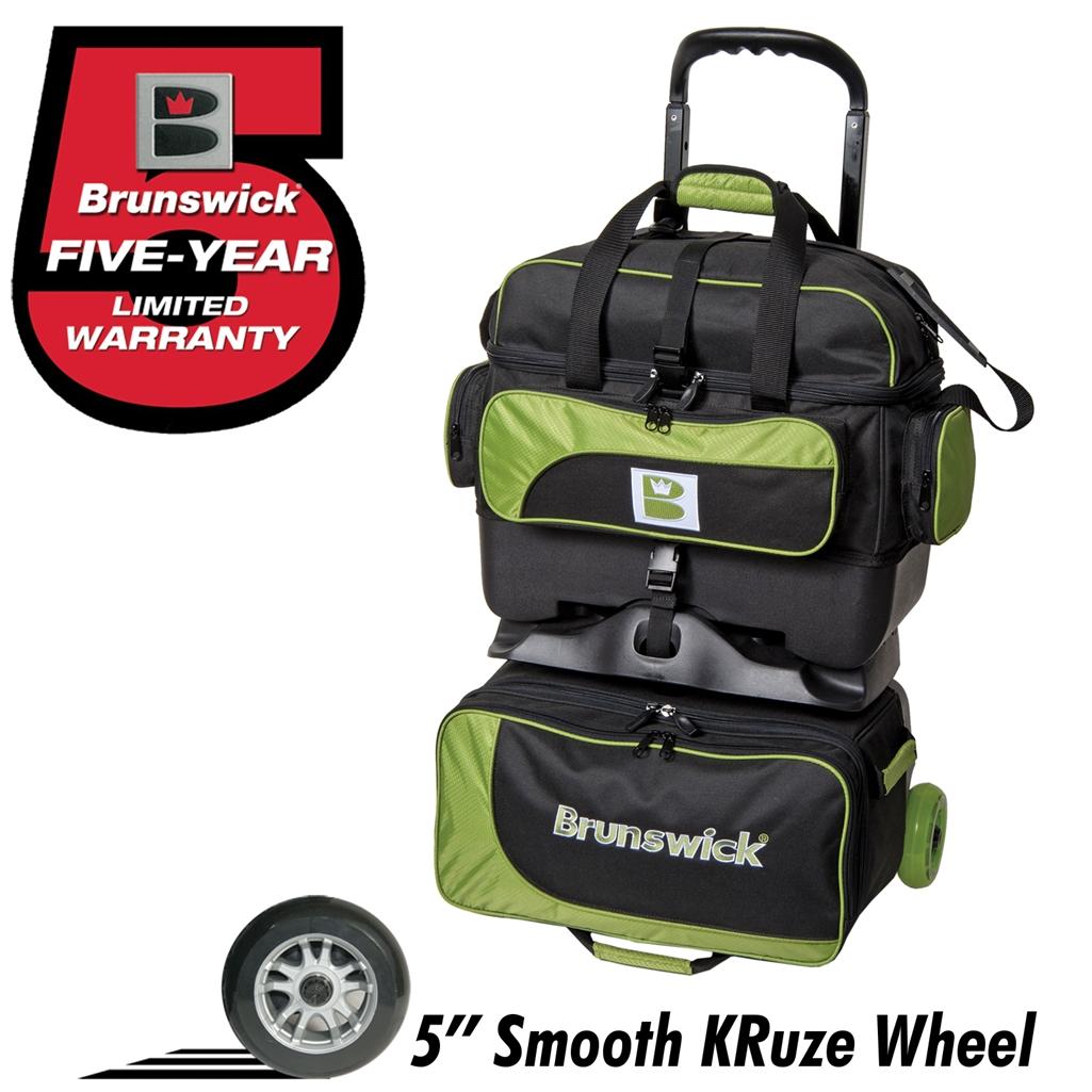 Brunswick Razor 4 Ball Roller Bowling Bag