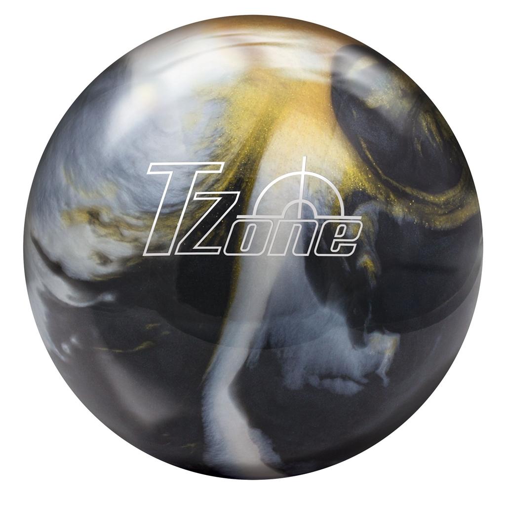 Brunswick T Zone Glow Bowling Ball Gold Envy