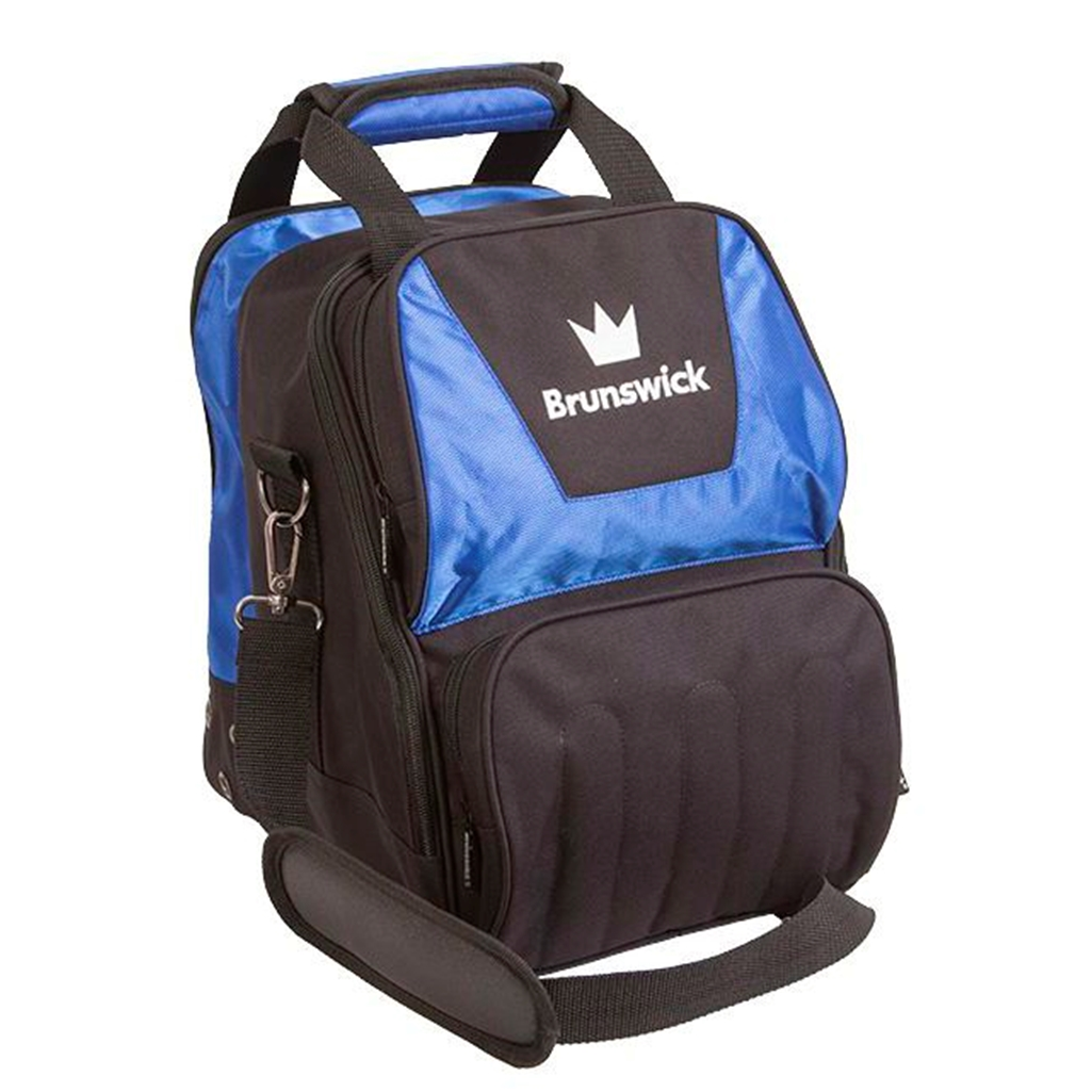 Brunswick Crown Single Tote Bowling Bag - Many Colors Available