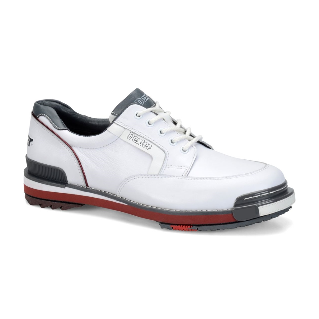 86350a1a9237 Dexter Mens SST Retro- White Grey Red