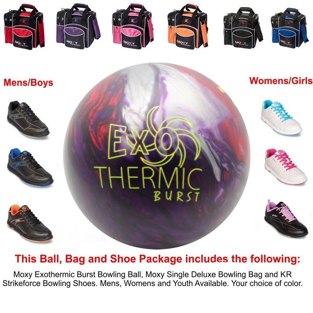 642b416e08 Moxy Exothermic Burst Bowling Ball