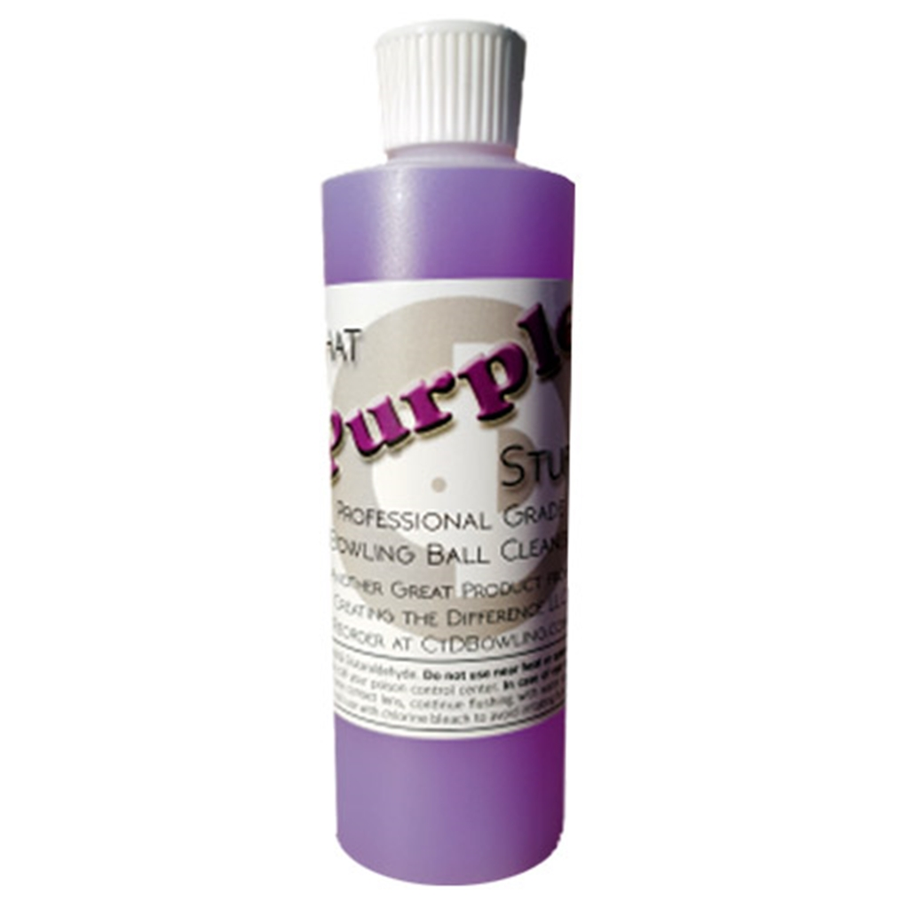 That Purple Stuff Bowling Ball Cleaner- 4 ounce bottle