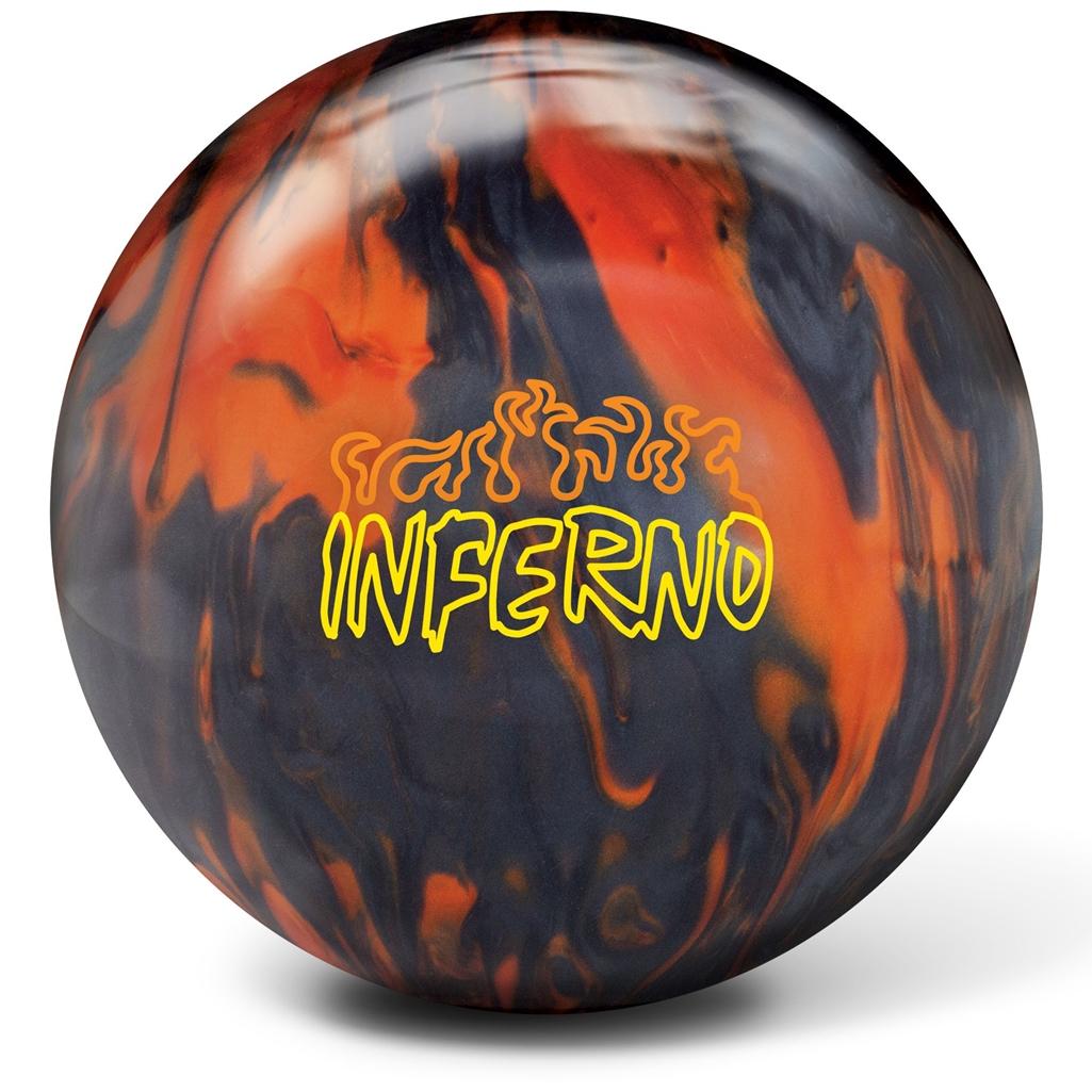 Brunswick Vintage Inferno Bowling Ball