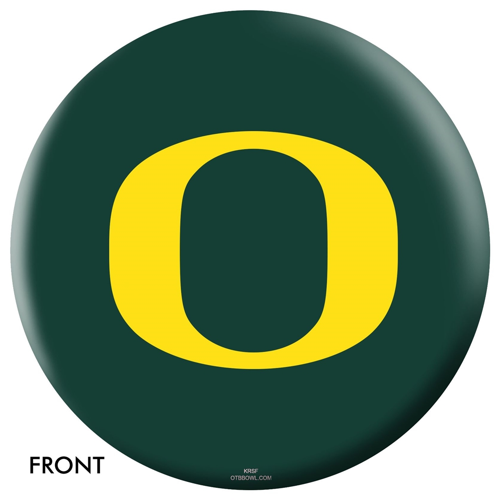 University of Oregon Ducks Bowling Ball