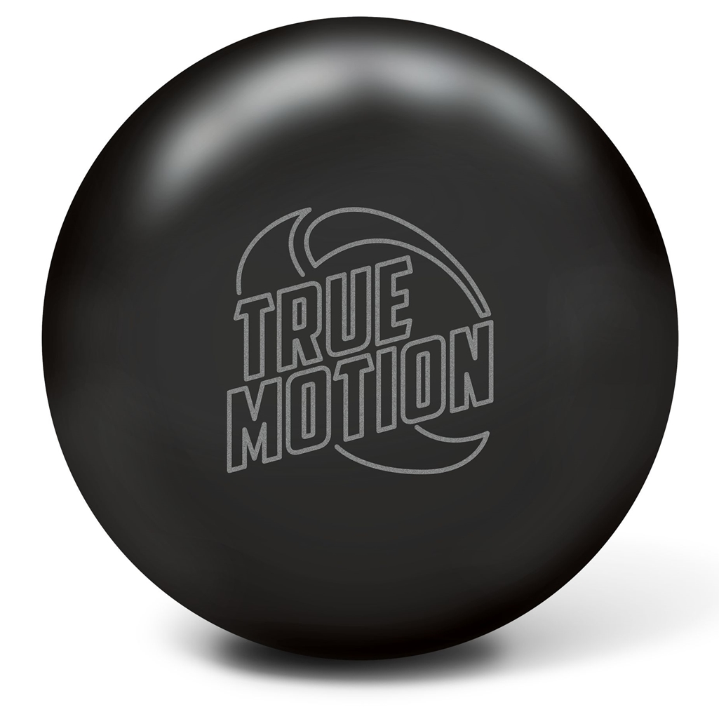 Brunswick True Motion Bowling Ball- Black