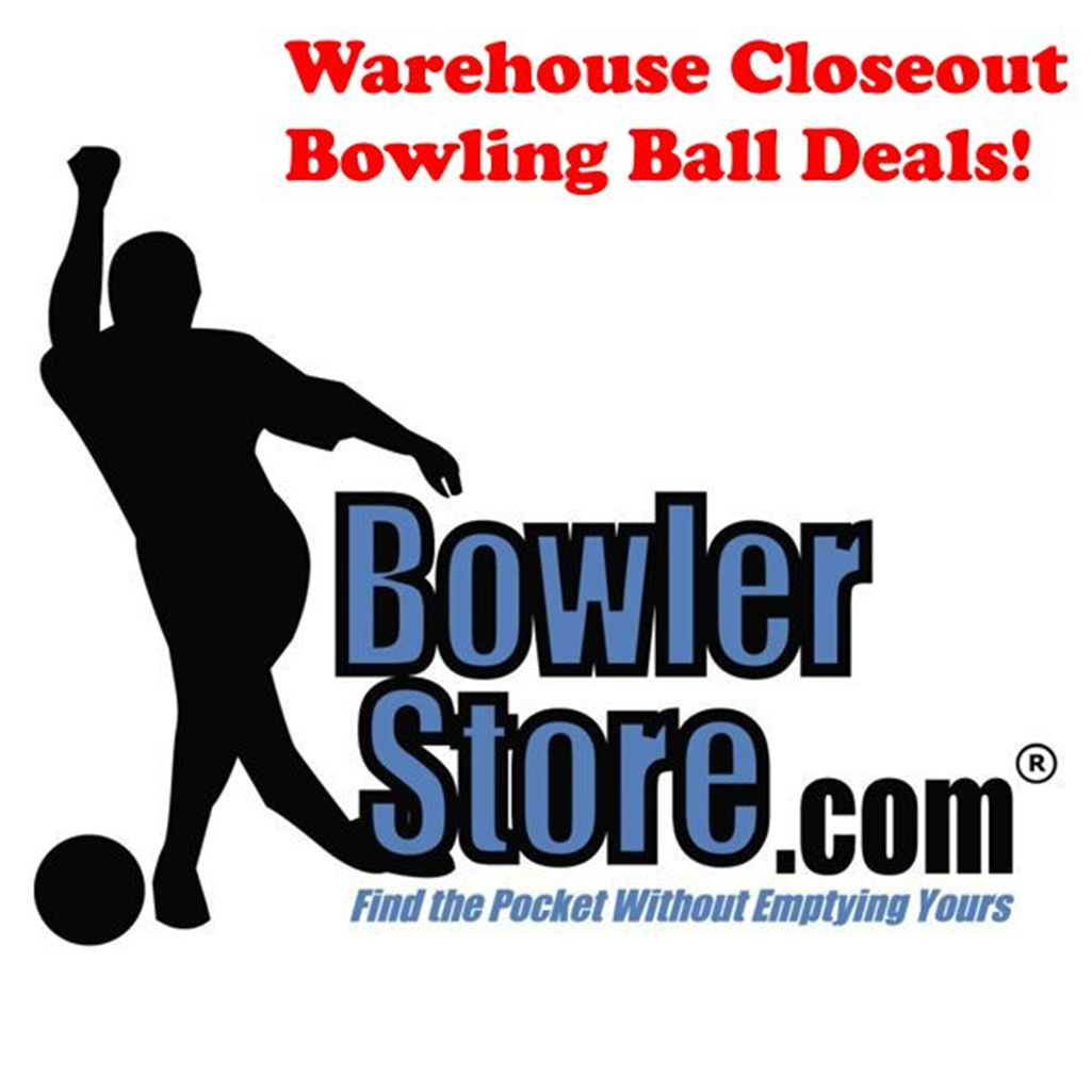 Warehouse Closeout Bowling Balls- No Returns