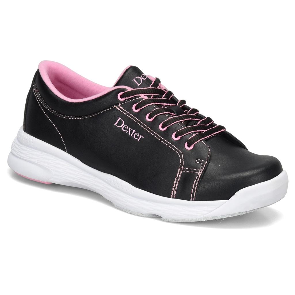 Dexter Womens Raquel V Bowling Shoes Black Pink
