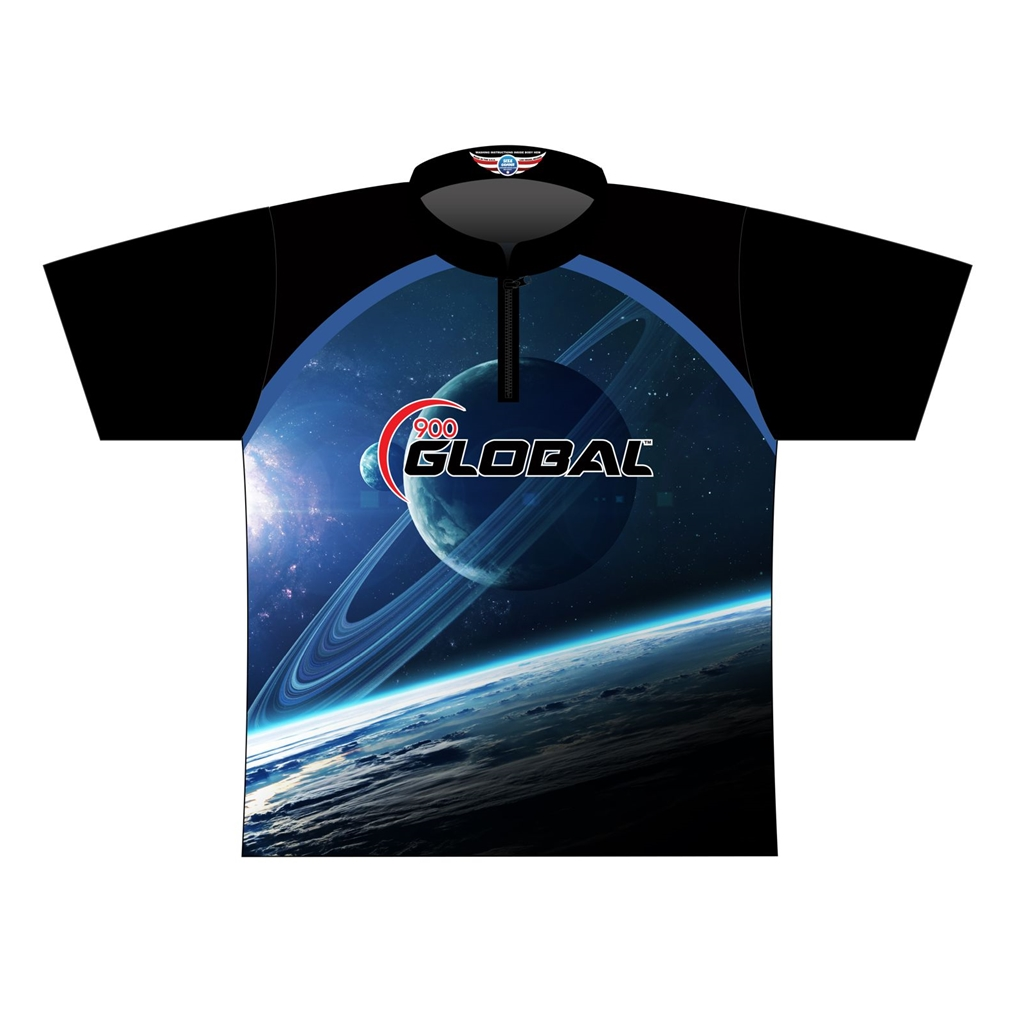 900 Global Dye-Sublimated Jersey - Navy/Black/White