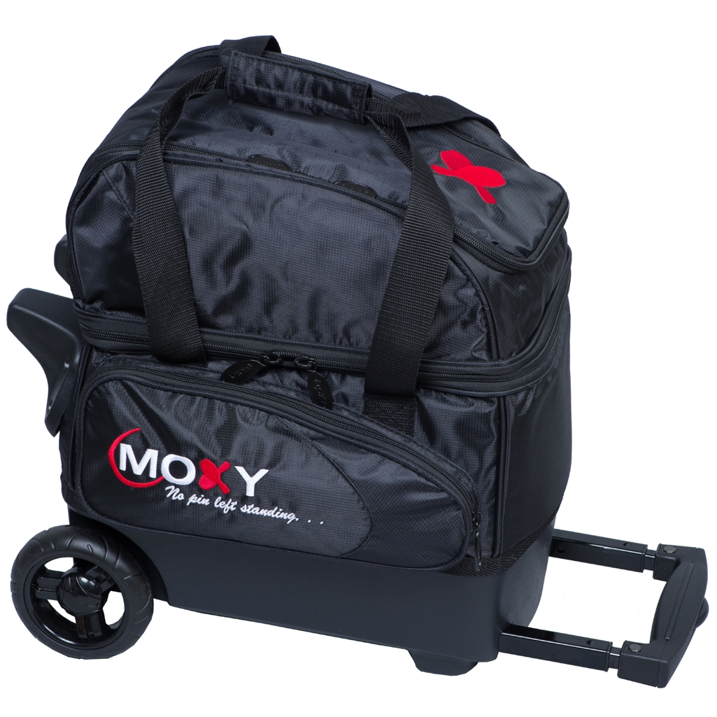 Moxy Candlepin Deluxe Roller Bowling Bag- 6 Colors